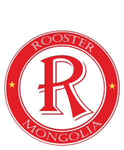 Rooster mongolia logo