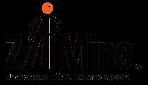 Zamine Logo Black